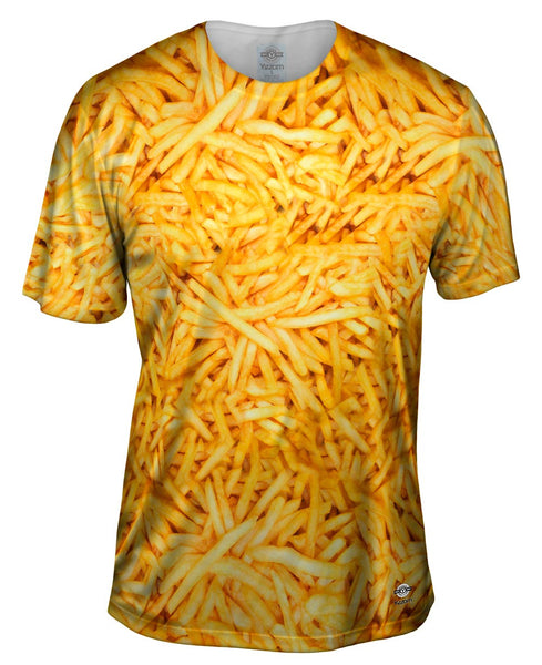 French Fry Frenzy Mens T-Shirt