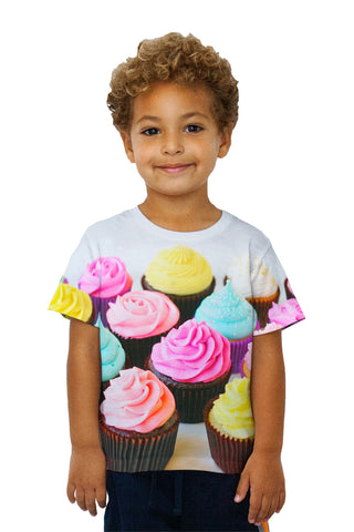 Kids Cupcake Sweetheart