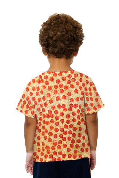 Kids Pepperoni Pizza Kids T-Shirt