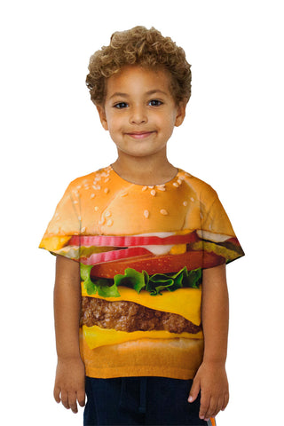 Kids Big Burger