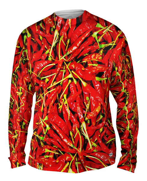 Red Hot Chili Peppers Mens Long Sleeve