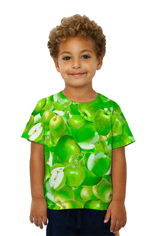 Kids Green Apple