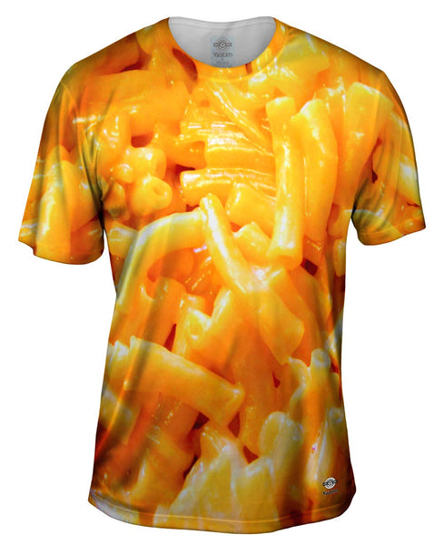 Mac And Cheese Mens T-Shirt