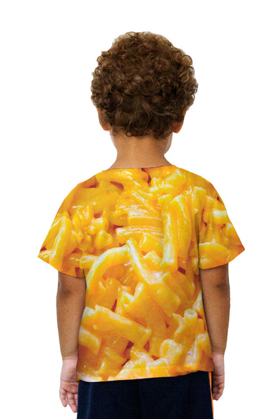 Kids Mac And Cheese Kids T-Shirt