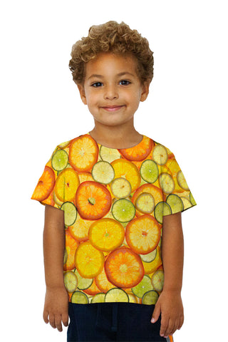 Kids Citrus Fruits