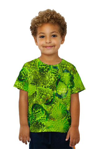 Kids Fractal Broccoli