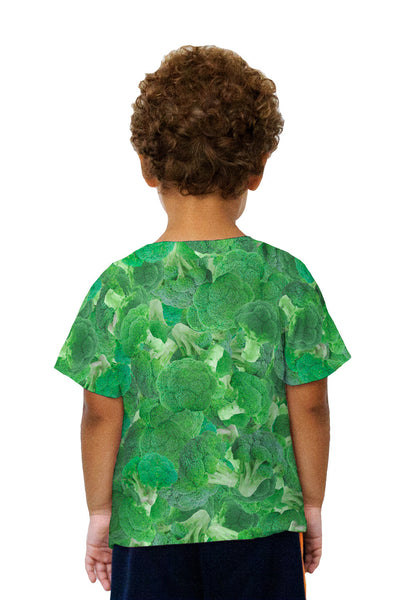 Kids Broccoli Kids T-Shirt