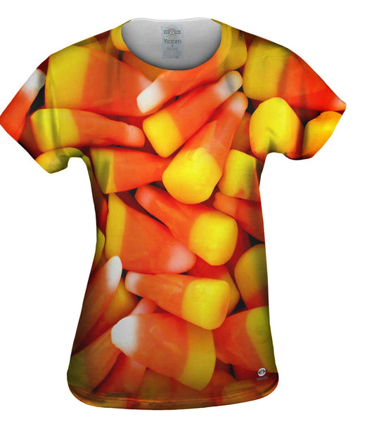 Candy Corn Womens Top