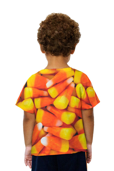 Kids Candy Corn Kids T-Shirt