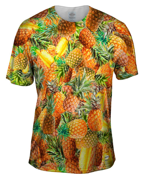 Pineapple Dream Jumbo Mens T-Shirt
