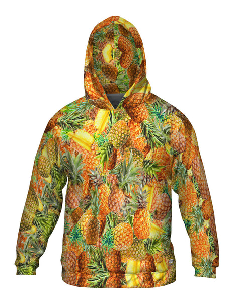 Pineapple Dream Jumbo Mens Hoodie Sweater