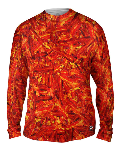 Crispy Bacon Jumbo Mens Long Sleeve