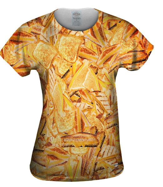 Hot Grilled Cheese Womens Top