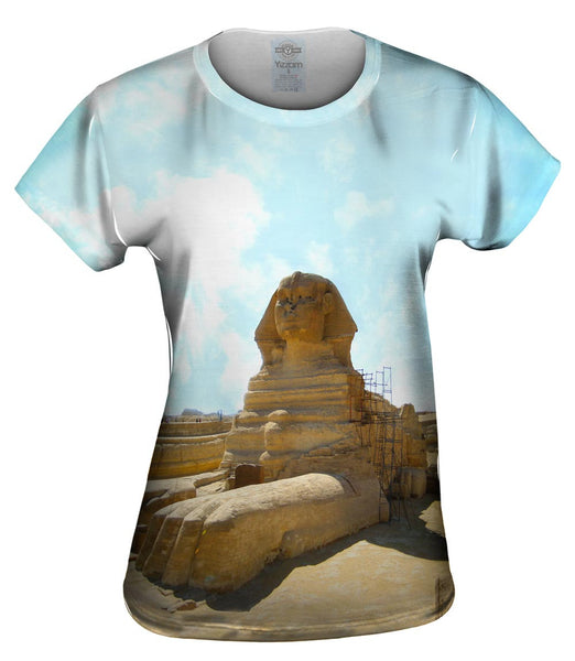 Sphinx Solo Egypt Womens Top