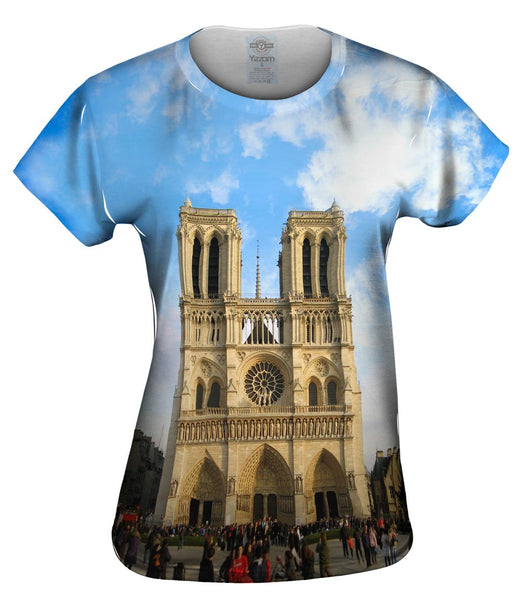 Notre Dame France Womens Top