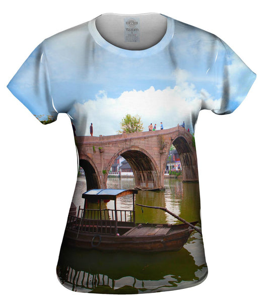 Little Chinese Venice Womens Top