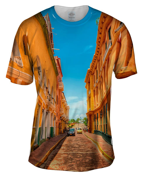 Cartagena Colombia Mens T-Shirt
