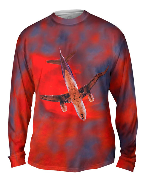 Crossing The November Sky Mens Long Sleeve