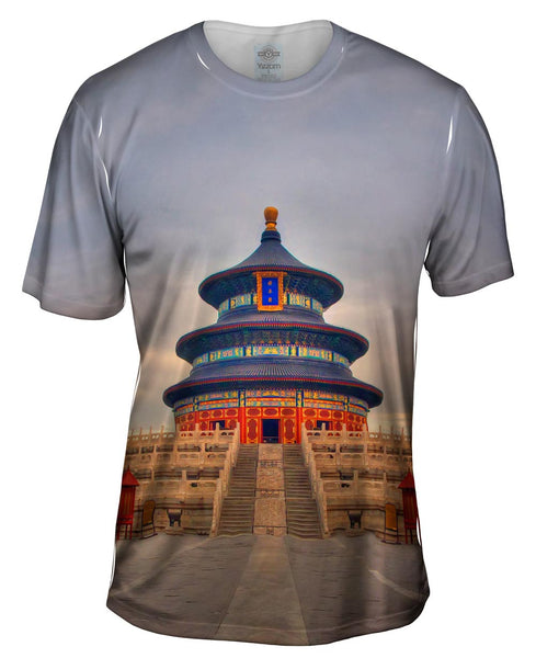 China Palace Mens T-Shirt
