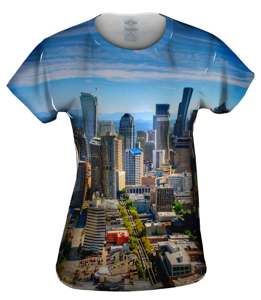Seattle City Womens Top