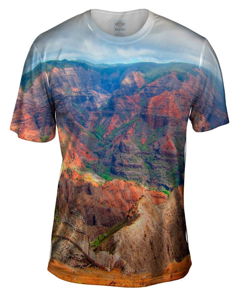 Canyon View Mens T-Shirt