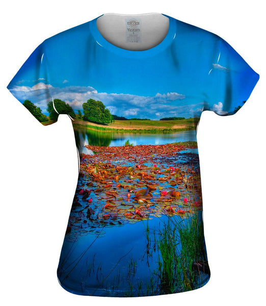Relax Lake Womens Top