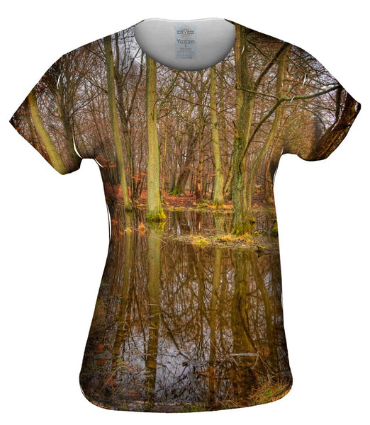 Water Wilderness Womens Top