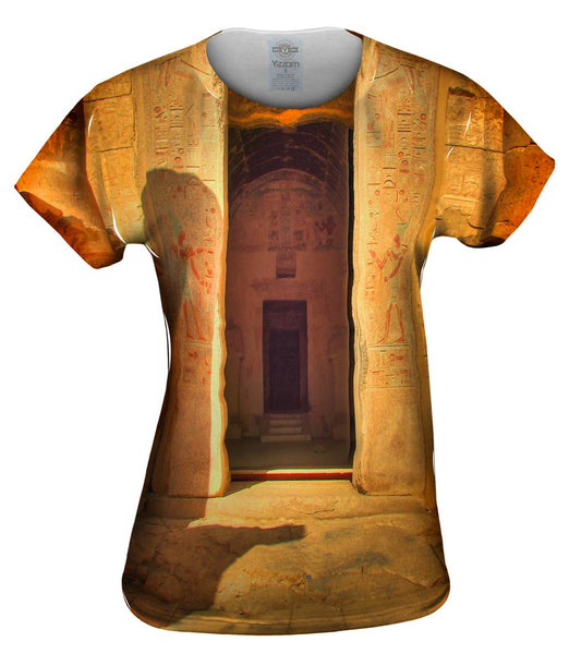 Hatshepsut Egypt Womens Top