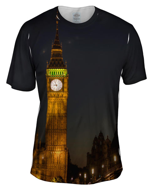 Big Ben In Westminster Mens T-Shirt