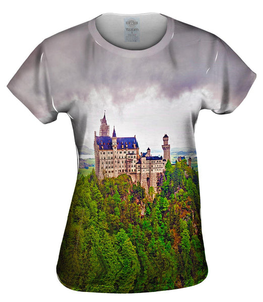 Neuschwanstein Castle Womens Top