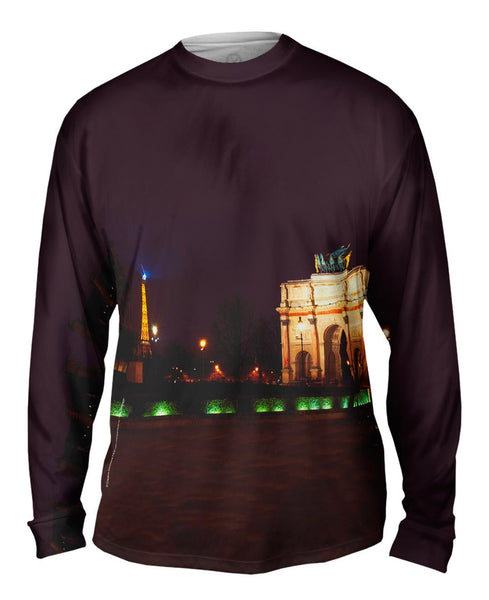 Arc Triomphe Carrousel Mens Long Sleeve