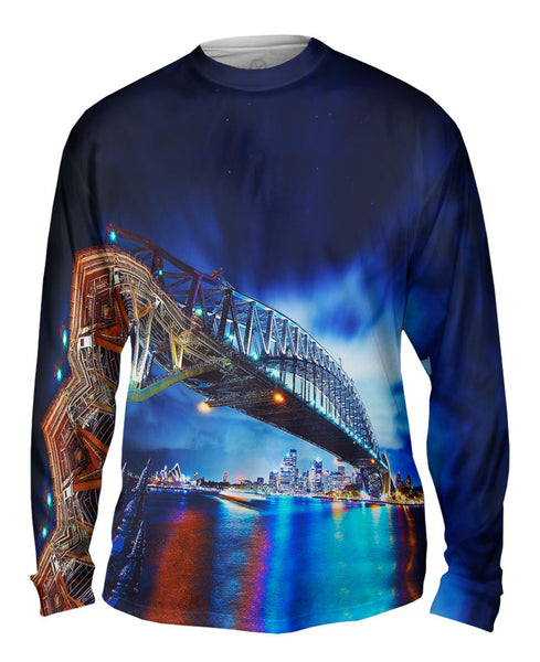 Bridge To Sydney Mens Long Sleeve