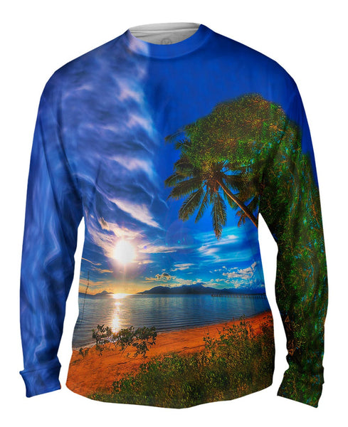 Day At The Beach Mens Long Sleeve