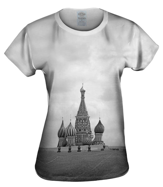 St Basils Cathedral Womens Top