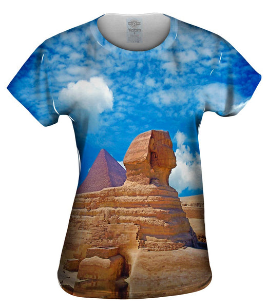 Cairo Sphinx Womens Top