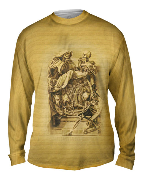Bernardino Genga Mens Long Sleeve