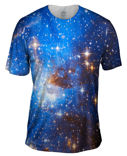Stellar Space Nursery Mens T-Shirt