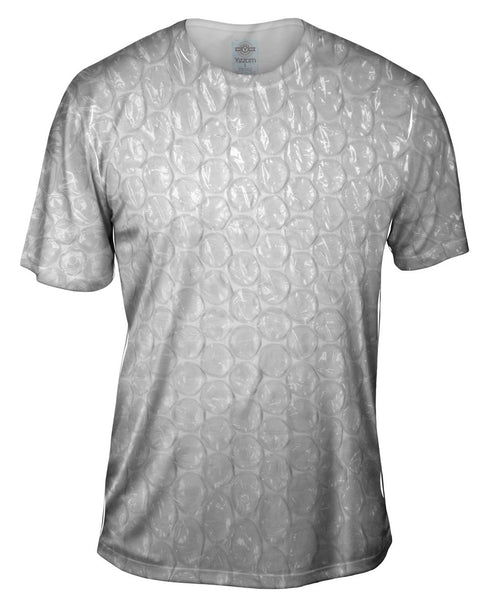 Bubble Wrap Mens T-Shirt