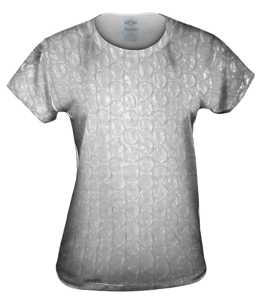 Bubble Wrap Womens Top