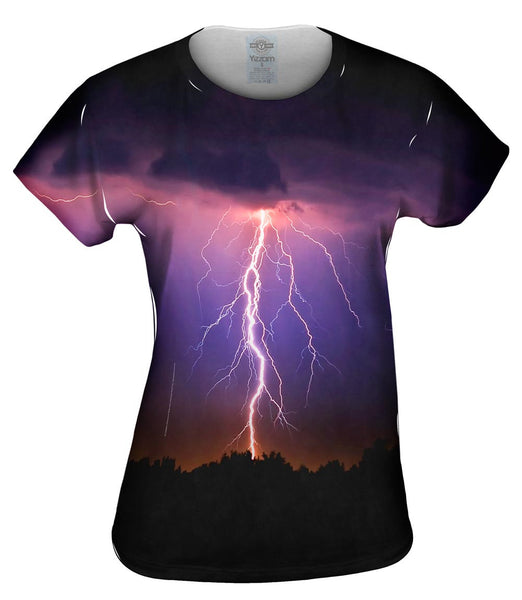 Lightning Spectacle Womens Top