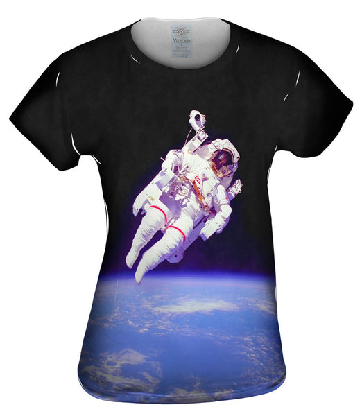 NASA Space Walk Womens Top