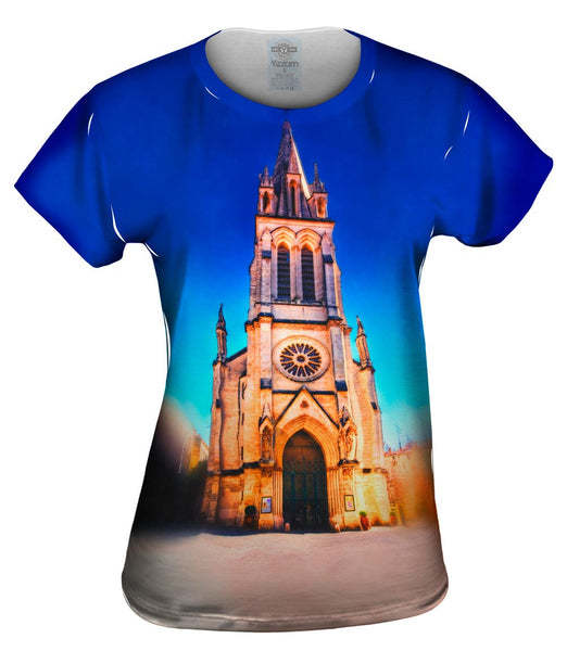 Montpellier Sainte Anne Church Womens Top