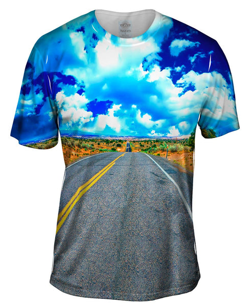State Route 12 Mens T-Shirt