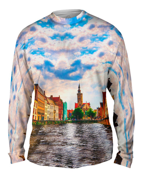 Bruges Mens Long Sleeve