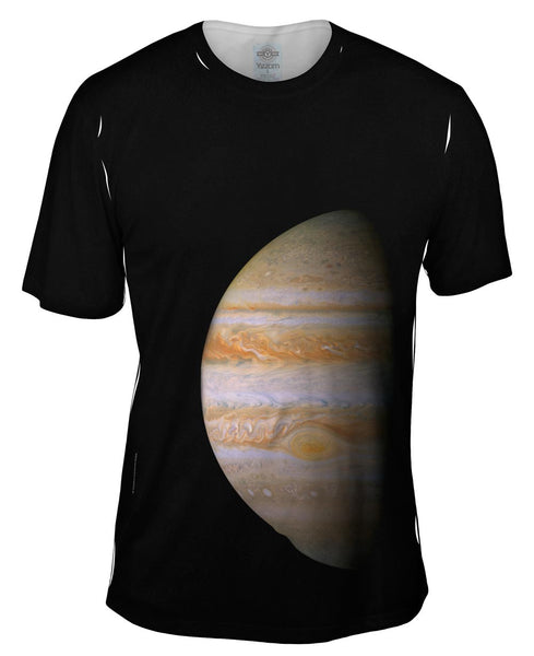 Jupiter Modest Space Mens T-Shirt