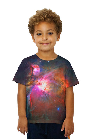 Kids Orion Nebula Hubble 2006 Mosaic Space Galaxy