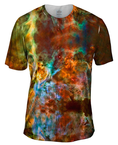 Eta Carinae Nebula 1 Space Galaxy Mens T-Shirt