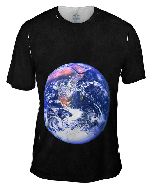 First Picture Of Earth From Space Mens T-Shirt