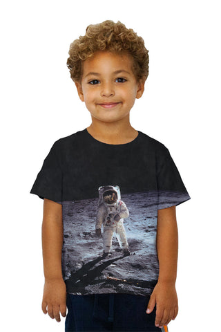 Kids Aldrin Apollo Space Walk