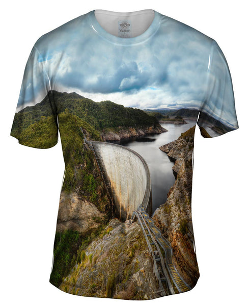 Gordon Dam Mens T-Shirt